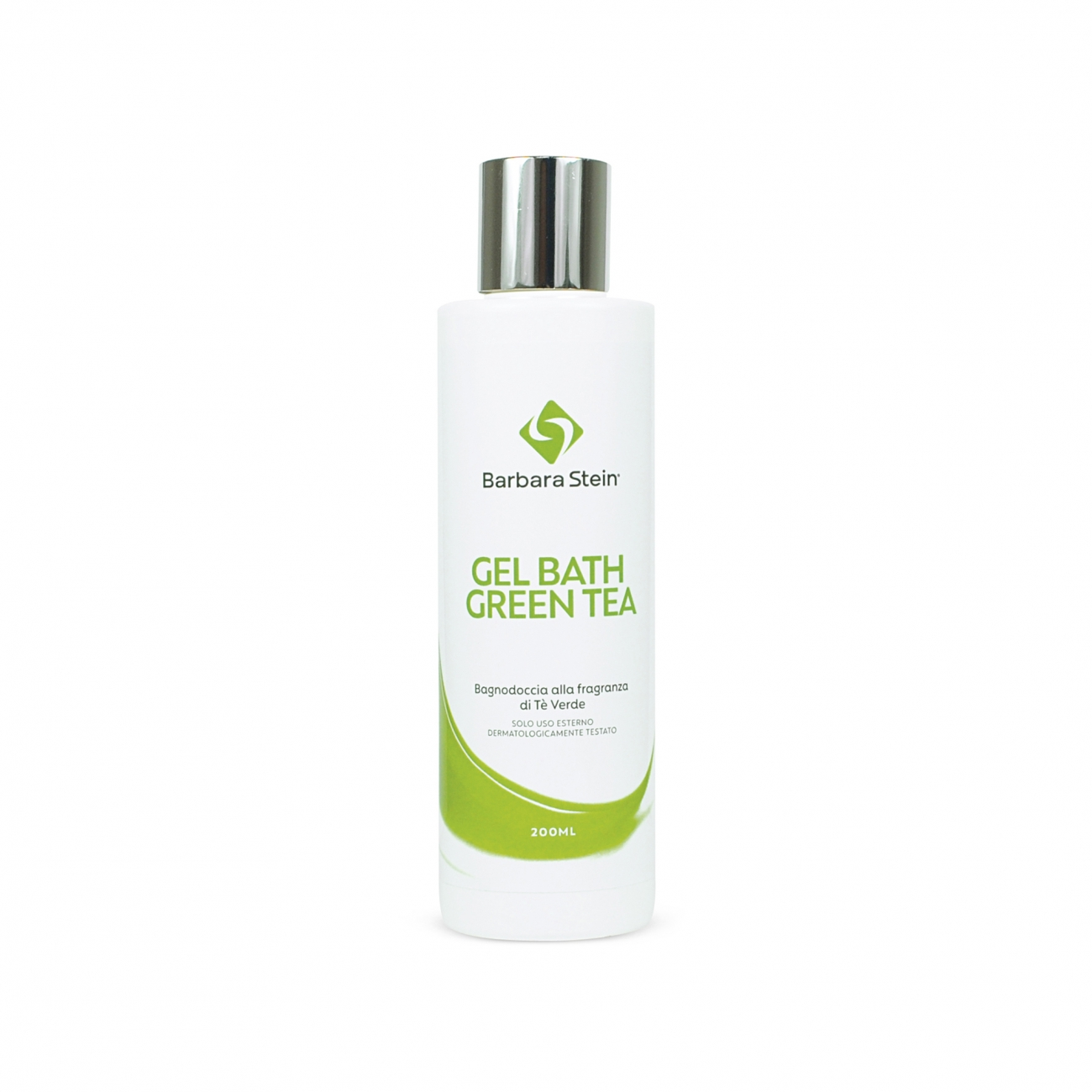 GEL BATH GREEN TEA (200 ml)