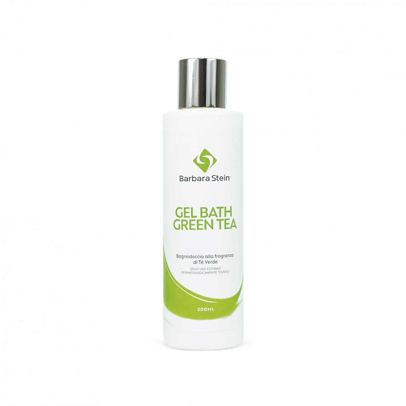 GEL BATH GREEN TEA (200 ml)