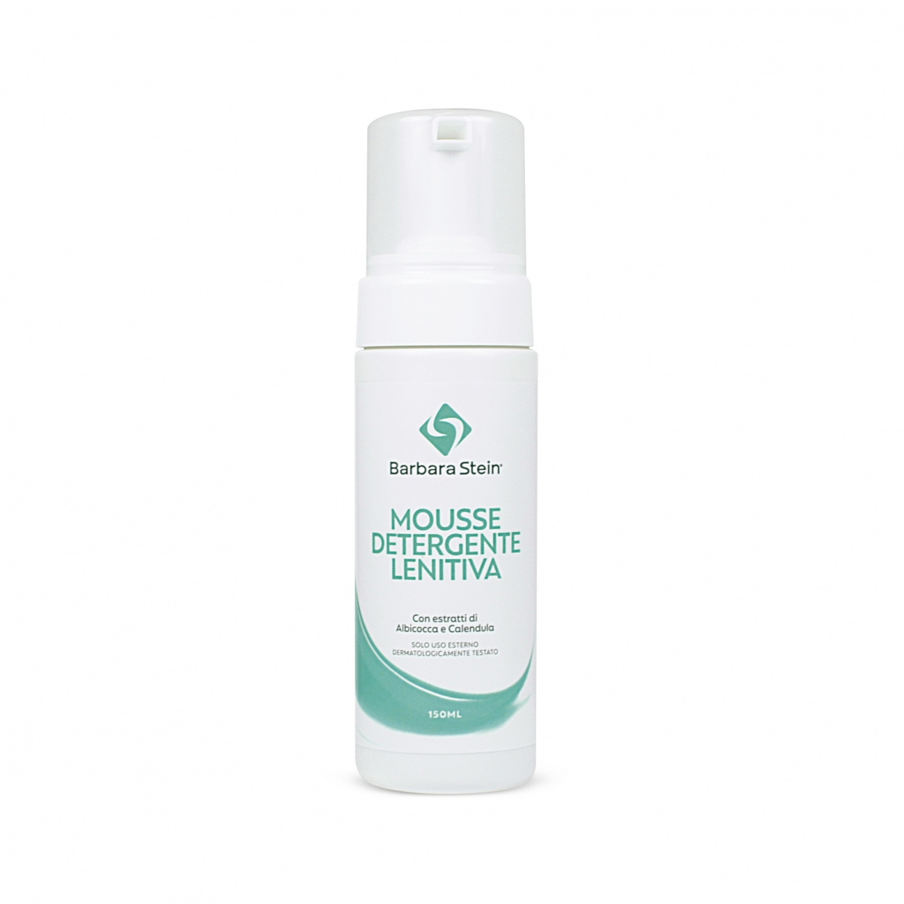SOOTHING CLEANSING MOUSSE (150 ml)